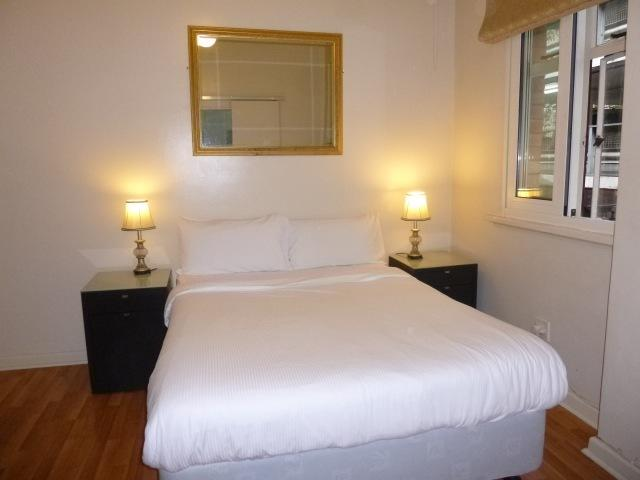City Centre Budget Hotel, Double Room - for 1-2 people - click to see an enlarged version of this image