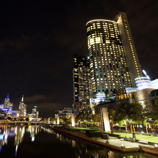 Melbourne Nightlife (0.7 km) - click to see an enlarged version of this image